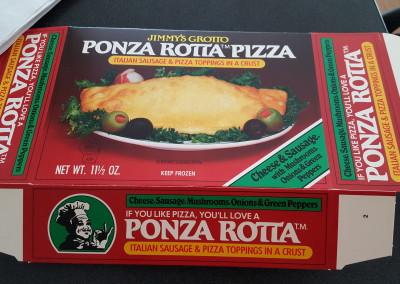 Ponza Rotta Box